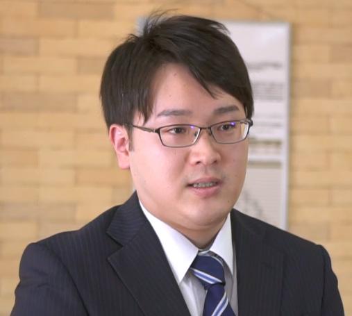 業務部業務課/吉田翔太